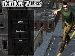 TightRope Walker 3D HD Free 1.0 Screenshot