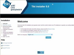 Tiki Wiki CMS Groupware 6.2 Screenshot