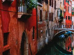 Tile Puzzle : Venice 1.1 Screenshot