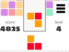 Tiles - A Color Matching Block Drop Puzzler (Free) 1.3 Screenshot
