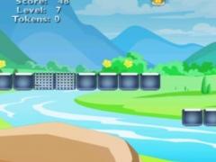 Tilt & Jump A Jewel - A tiny bouncing ball adventure for an emerald that escape - Free Game 1.0 Screenshot
