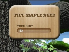 Tilt Maple Seed 0.1 Screenshot