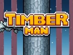 Timberman Golden Edition 2.5 Screenshot