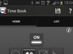 Time Book 1.10 Screenshot