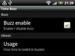 Time Buzz 1.0 Screenshot