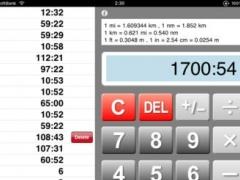 Time Calc HD 1.0 Screenshot