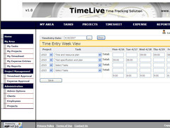 Time software 6.0.1 Screenshot