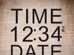 TIME Theme GO Locker 1.0 Screenshot
