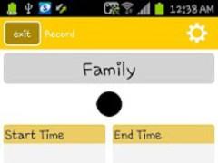 TimeCat(time tracker) Free 2.1.5.1 Screenshot