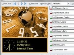 TimeClockWindow 2.0.47 Screenshot