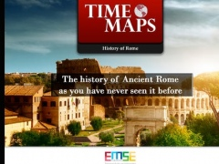 TIMEMAPS History of Ancient Rome - Historical Atlas 1.2 Screenshot