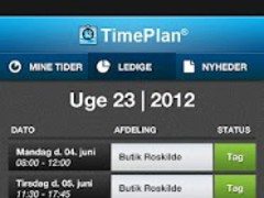 TimePlan 1.3 Screenshot