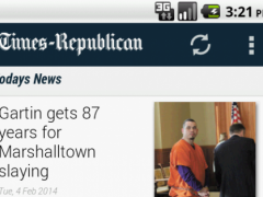 Times Republican 2.2 Screenshot