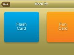 Times Table Flash Card Game 1.0 Screenshot