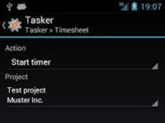 Timesheet Locale Plugin 1.1 Screenshot
