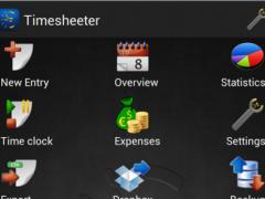 Timesheet - time tracking 2.0.1 Screenshot