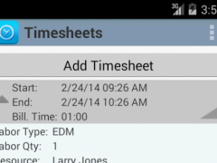 Timesheets 9.06.04 9.06.04.28 Screenshot