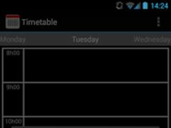 Timetable FREE 1.0.3 Screenshot