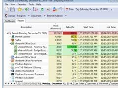Bit Computing Timetrack 6.0.0 Screenshot