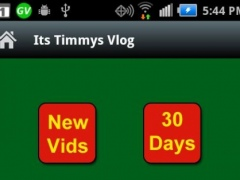 Timmy's Vlog 1.1 Screenshot