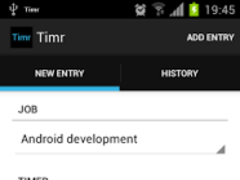 Timr 1.1.1 Screenshot