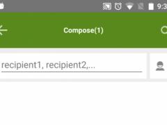 TimSMS 1.0 Screenshot