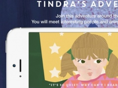 Tindra. The song of the stars. 2.1 Screenshot