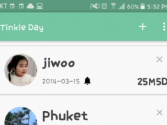 Tinkle Day - D-Day, Baby's Age, Monthly 2.4 Screenshot
