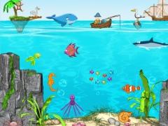 Tiny Book Pirate and Sea 5 Screenshot