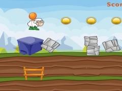 Tiny Farm Sheep Survival Runner 1.0 Screenshot
