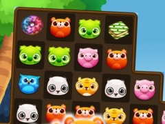 Tiny Funny Farm Frenzy - Pet Garden Match 3 1.0.6 Screenshot