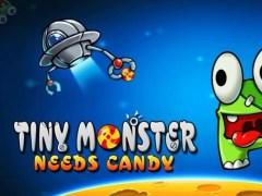 Tiny Monster Needs Candy 2.5 Screenshot