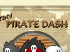 Tiny Pirate Dash - Caribbean  Screenshot