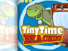 Tiny Time Machine - Dinosaurs - A travel adventure mystery 1.3.1 Screenshot