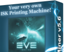 TinyMiner EVE Online Mining Bot 5.73 Screenshot