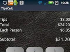 Tips Widget 1.0 Screenshot