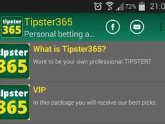 Tipster365 6.0.2 Screenshot