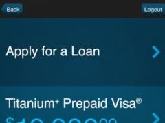 Titanium+ Mobile Wallet 1.1.0 Screenshot