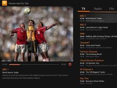 tivizen mini for Tab 1.0.4679 Screenshot