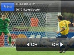 Tivizen Mobile TV Viewer for SBTVD 1.02.00 Screenshot