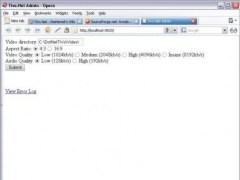TiVo.Net 0.9.8 Screenshot