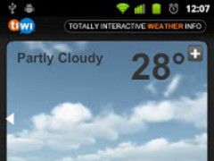 TiWi Weather 1.1 Screenshot