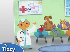 Tizzy Veterinarian HD Lite 2.0 Screenshot