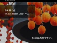 TK Landscape Clock 1.0.0 Screenshot