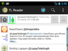 TL Reader (Twitter) 1.8 Screenshot