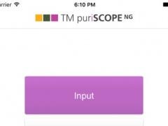 TM puriSCOPE NG 1.0.0 Screenshot