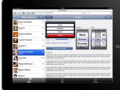 TMS IntraWeb iPhone Controls Pack 2.5.0.1 Screenshot