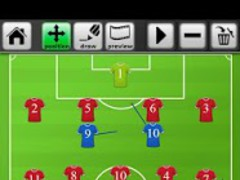 TMT Pro (mobile): Soccer Coach 1.5.0 Screenshot