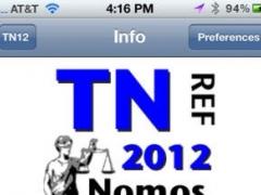 TN12 Tennessee Code 1.5 Screenshot