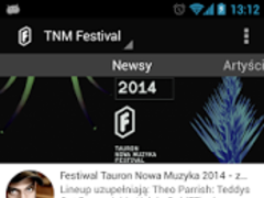 TNM Festival 2016 5.2 Screenshot